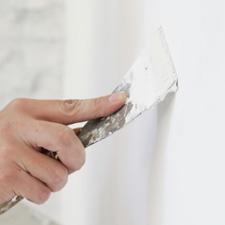 Reboucher un trou au mur